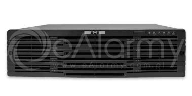 BCS-P-NVR6416-4KR Rejestrator sieciowy 4K, 64 kanały IP, 16x HDD, RAID BCS POINT