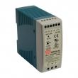 MEAN WELL DR-60-48 Zasilacz impulsowy 48V / 60W / 1.5A na szynę DIN