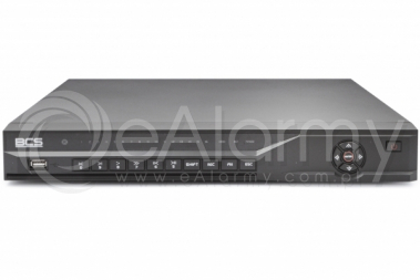 BCS-XVR08022M Rejestrator HDCVI, HDTVI, AHD, ANALOG, IP 8 kanałowy BCS