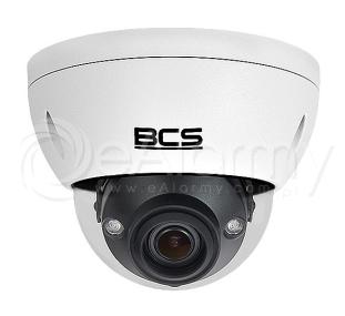 BCS-DMIP5800AIR-III Kamera IP 8.0 Mpx, kopułowa, zasięg IR do 50m BCS