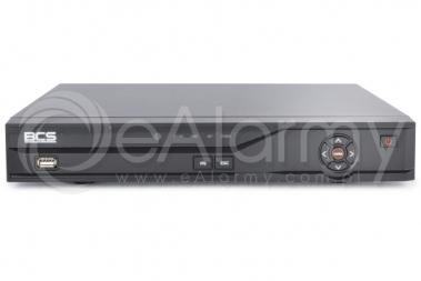 BCS-CVR08014M Rejestrator HDCVI / ANALOG 8 kanałowy BCS