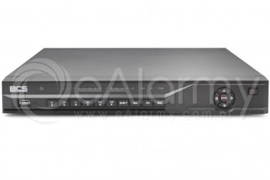 BCS-CVR08024M Rejestrator HDCVI / ANALOG 8 kanałowy BCS