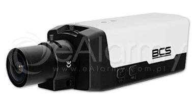 BCS-P-109GSA Kamera kompaktowa IP 12.0 Mpx, funkcja Low Light, MicroSD do 128 GB BCS POINT