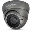 EVX-FHD201IR-II-G EVERMAX Kamera HDCVI / HDTVI / AHD / analog, 1080p Full HD, 2.1 Mpx SONY, 2.8-12 mm, kolor grafitowy