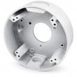 EVX-CD-B1-W Dodatkowy pierścień mocujący do kamer, biały EVERMAX