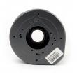 BCS-ADMQ3 Puszka montażowa, grafitowa dedykowana do kamer kopułowych i tubowych BCS