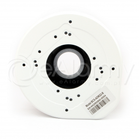 BCS-ADMQ3-B Puszka montażowa, białym dedykowana do kamer kopułowych i tubowych BCS