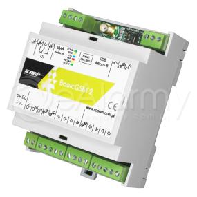 BasicGSM-D4M 2 Moduł powiadomienia i sterowania GSM, nadajnik GSM ROPAM