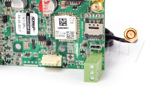 BasicGSM 2 - Moduł GSM Ropam ze złączem SMA