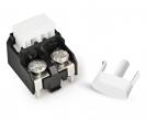 1132/55 Dodatkowy przycisk do aparatów interkomowych 1132/1  SCAITEL URMET (biały)