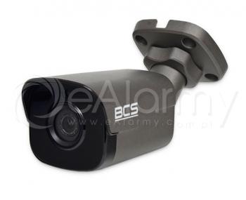 BCS-P-4121R-G Kamera tubowa IP 2.0 Mpx, 3.6mm, zasięg IR do 30m, kolor grafitowy BCS POINT