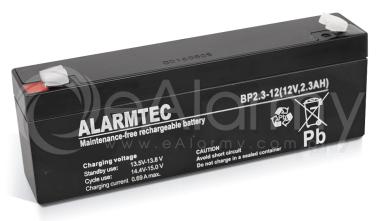 Akumulator BP 2,3-12 Alarmtec 12V 2.3Ah