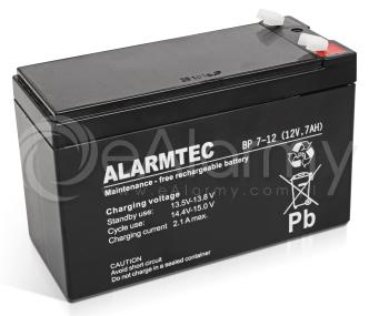 Akumulator BP 7-12 Alarmtec 12V 7Ah