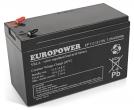 Akumulator EP 7,2-12 Europower 12V 7.2Ah
