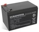 Akumulator EP 12-12 Europower 12V 12Ah