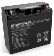 Akumulator EP 17-12 Europower 12V 17Ah