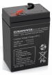 Akumulator EP 4,5-6 Europower 6V 4.5Ah