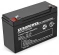 Akumulator EP 12-6 Europower 6V 12Ah