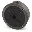 EVX-C-BU1-G Dodatkowy pierścień mocujący, hermetyczna puszka instalacyjna do kamer EVERMAX