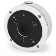 EVX-C-BU1-W Dodatkowy pierścień mocujący, hermetyczna puszka instalacyjna do kamer EVERMAX