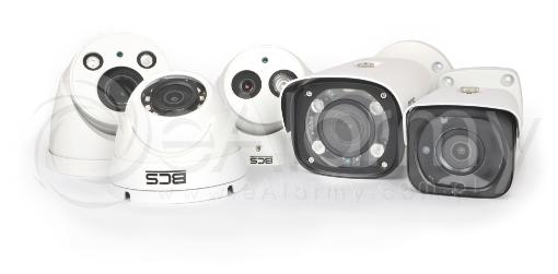 Kamery HDCVI 4 MPx BCS