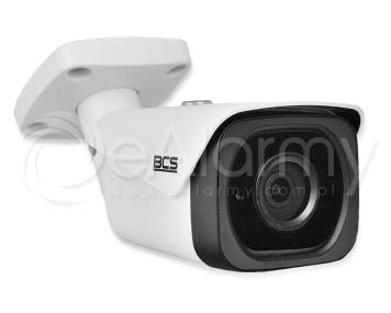 BCS-TIP4401AIR-III Kamera IP 4.0 Mpx, zewnętrzna, zasięg IR Black Glass do 40m BCS
