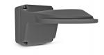 BCS-P-UA111-G Grafitowy uchwyt ścienny z puszką dla dużych kamer kopułowych BCS POINT
