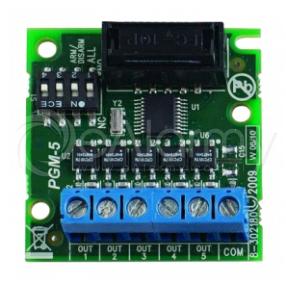 PGM-5 Moduł 5 wyjść programowalnych DSC