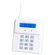 CB32 GN Bezprzewodowa centrala alarmowa z wbudowanym modułem GSM (podświetlenie w kolorze niebieskim) Elmes