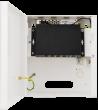 S54-C 5-portowy switch PoE dla 4 kamer IP, 4x PoE + 1x UPLINK, metalowa obudowa Pulsar