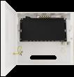 S94-C 9-portowy switch PoE dla 4 kamer IP, 4x PoE + 4x LAN + 1x UPLINK, metalowa obudowa Pulsar