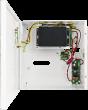 S54-B 5-portowy switch PoE dla 4 kamer IP, 4x PoE + 1x UPLINK, metalowa obudowa, podtrzymanie bateryjne Pulsar