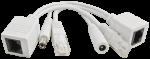 P-PoE1 Adapter PoE dla sieci LAN z przyłączami PULSAR