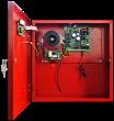 EN54-5A17LCD Pulsar Zasilacz buforowy do SSP, 5A, 2x17Ah, wyświetlacz LCD