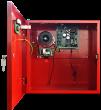 EN54-5A28LCD Pulsar Zasilacz buforowy do SSP, 5A, 2x28Ah, wyświetlacz LCD