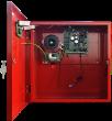 EN54-5A40LCD Pulsar Zasilacz buforowy do SSP, 5A, 2x40Ah, wyświetlacz LCD