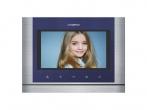 """CDV-70M(DC) BLUE Monitor kolorowy 7"""", doświetlenie LED, obsługa dwóch wejść COMMAX"""