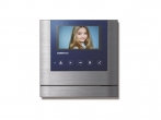 """CDV-43M BLUE Monitor kolorowy 4.3"""", doświetlenie LED, obsługa dwóch wejść COMMAX"""