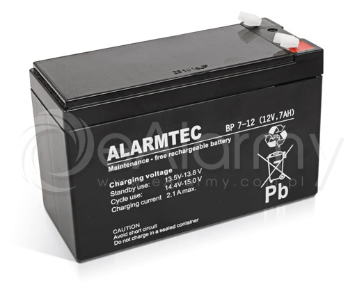 Akumulatory Alarmtec w sklepie internetowym eAlarmy.com.pl