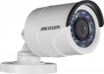 DS-2CE16D0T-IR Kamera tubowa HD-TVI 2.8mm, 1080p, zasięg IR do 20m HIKVISION