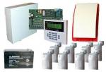 Zestaw alarmowy 09 -  CA-10 + KLCD-L