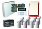 Zestaw alarmowy 08 - CA-10 + KLCD-S
