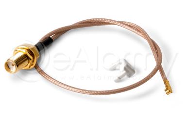 IPX-SMA Przejściówka, długość 25cm ze złączami IPX / SMA SATEL