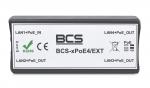 BCS-xPoe4/EXT Extender PoE w obudowie wewnętrznej