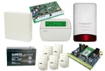 Zestaw alarmowy 16 -  PC-1832 DSC + ROPAM GSM 3,5