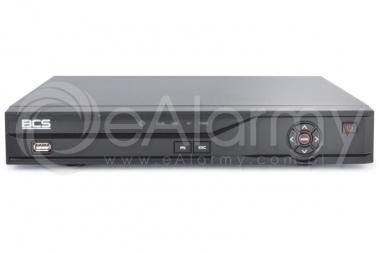 BCS-XVR04012M Rejestrator HDCVI, HDTVI, AHD, ANALOG, IP 4 kanałowy BCS
