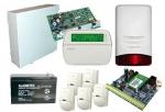 Zestaw alarmowy 13 -  PC-1616 DSC + ROPAM GSM 3.5