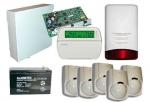 Zestaw alarmowy 12 - PC1616 DSC + PK5500