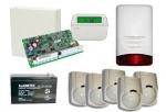 Zestaw alarmowy 14 -  PC-1832 DSC + PK5501