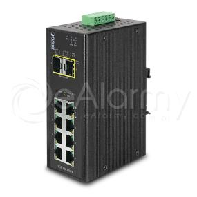 IGS-10020MT 8-portowy switch + 2x SFP PLANET